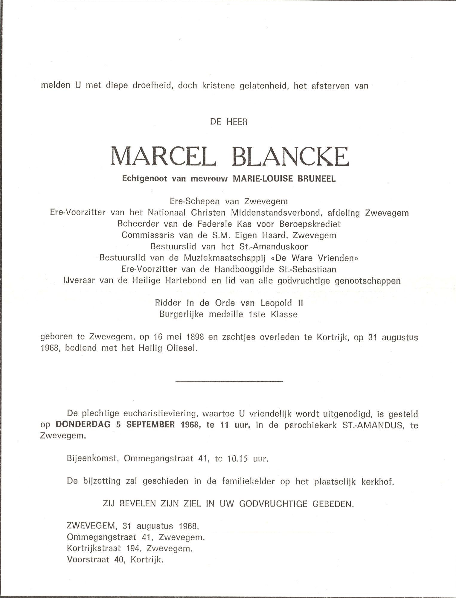 Marcel Blancke