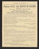 Jules Jan-Baptist De Mulder