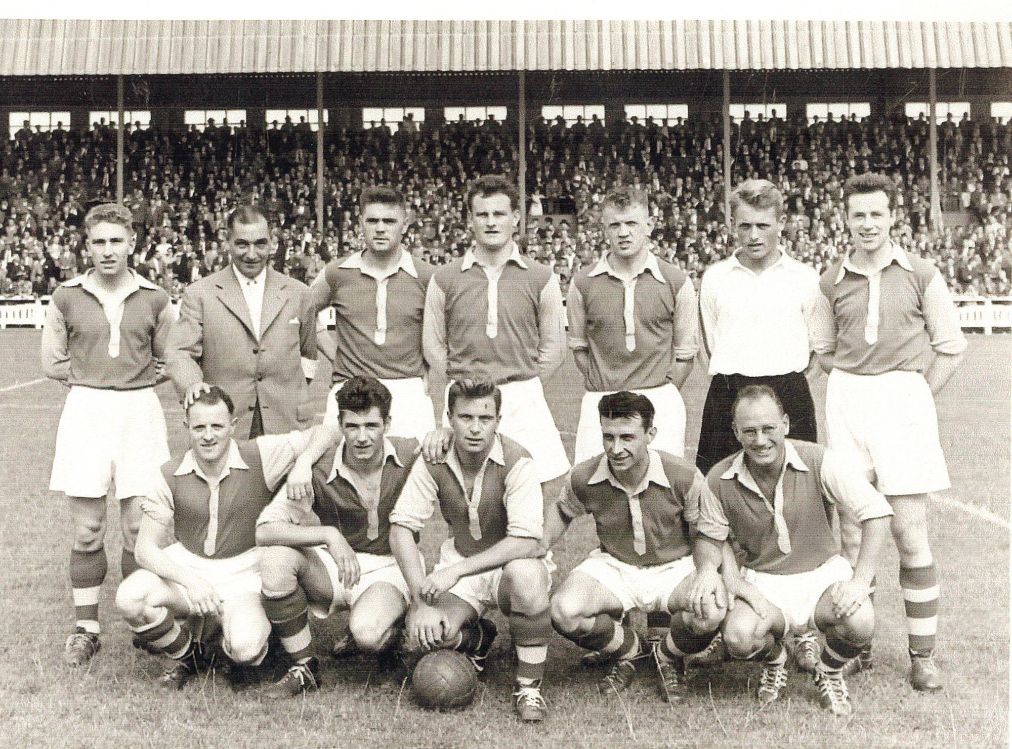 Voetbal Kortrijk Sport
