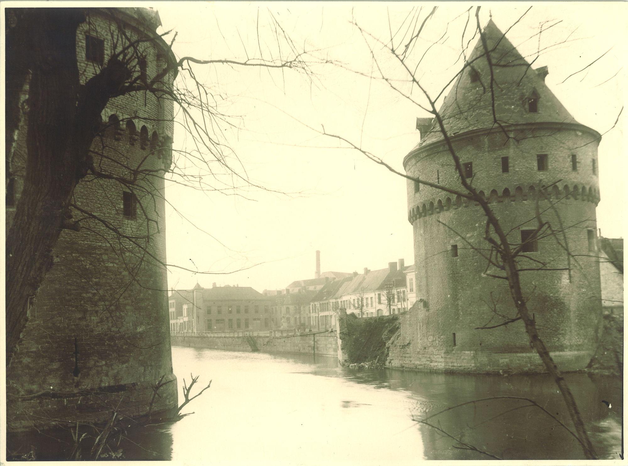 Broelbrug na Wereldoorlog I