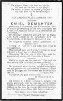 Emiel Demunter