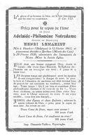 Adelaide-Philomene Notredame