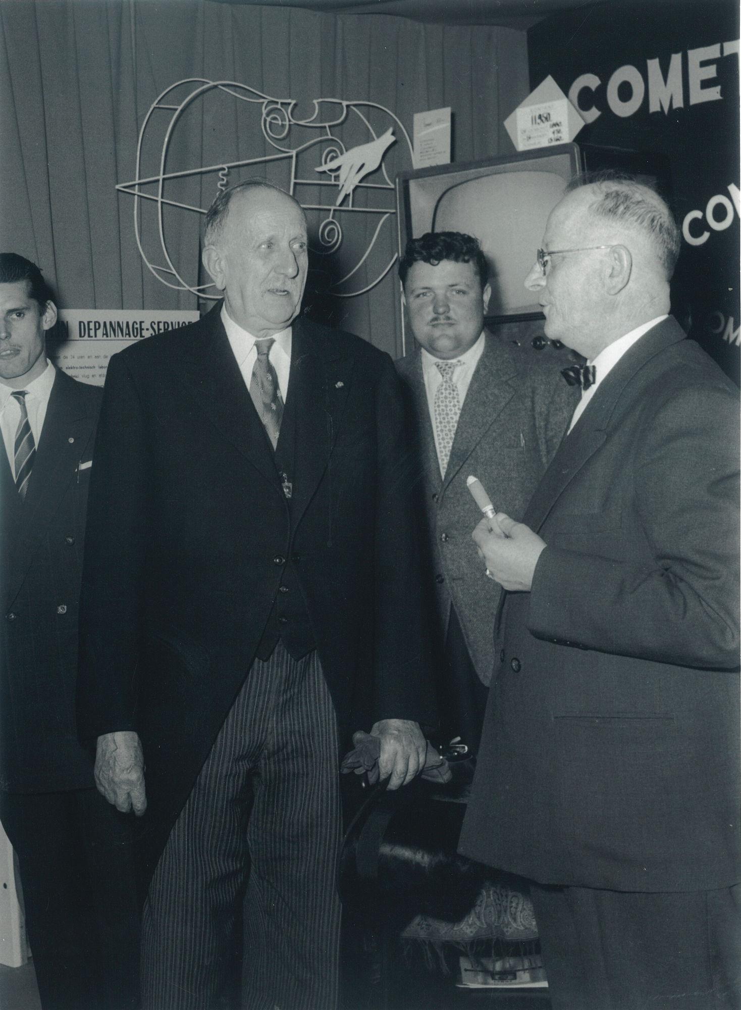 R.Gillon en J.Coussens
