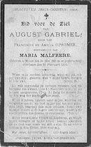 August Gabriel