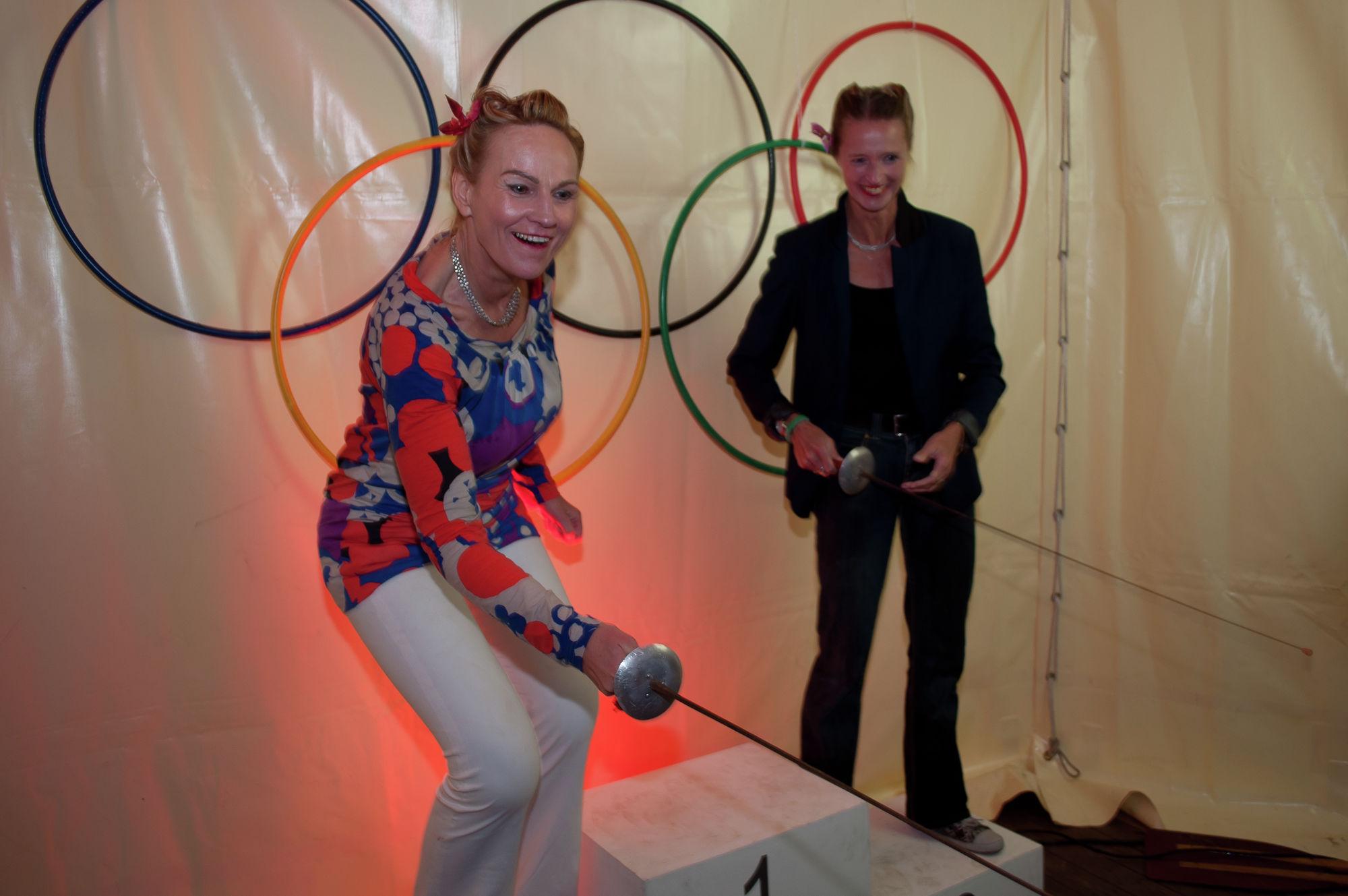 Iedereen Olympiër slotevenement