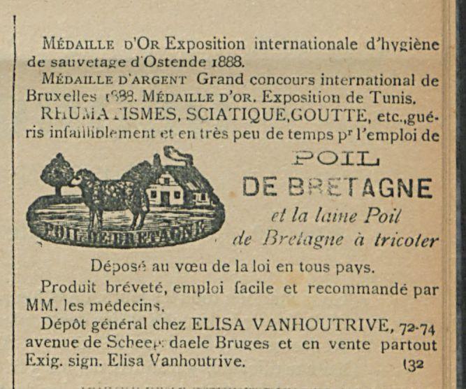 POIL DE BRETAGNE