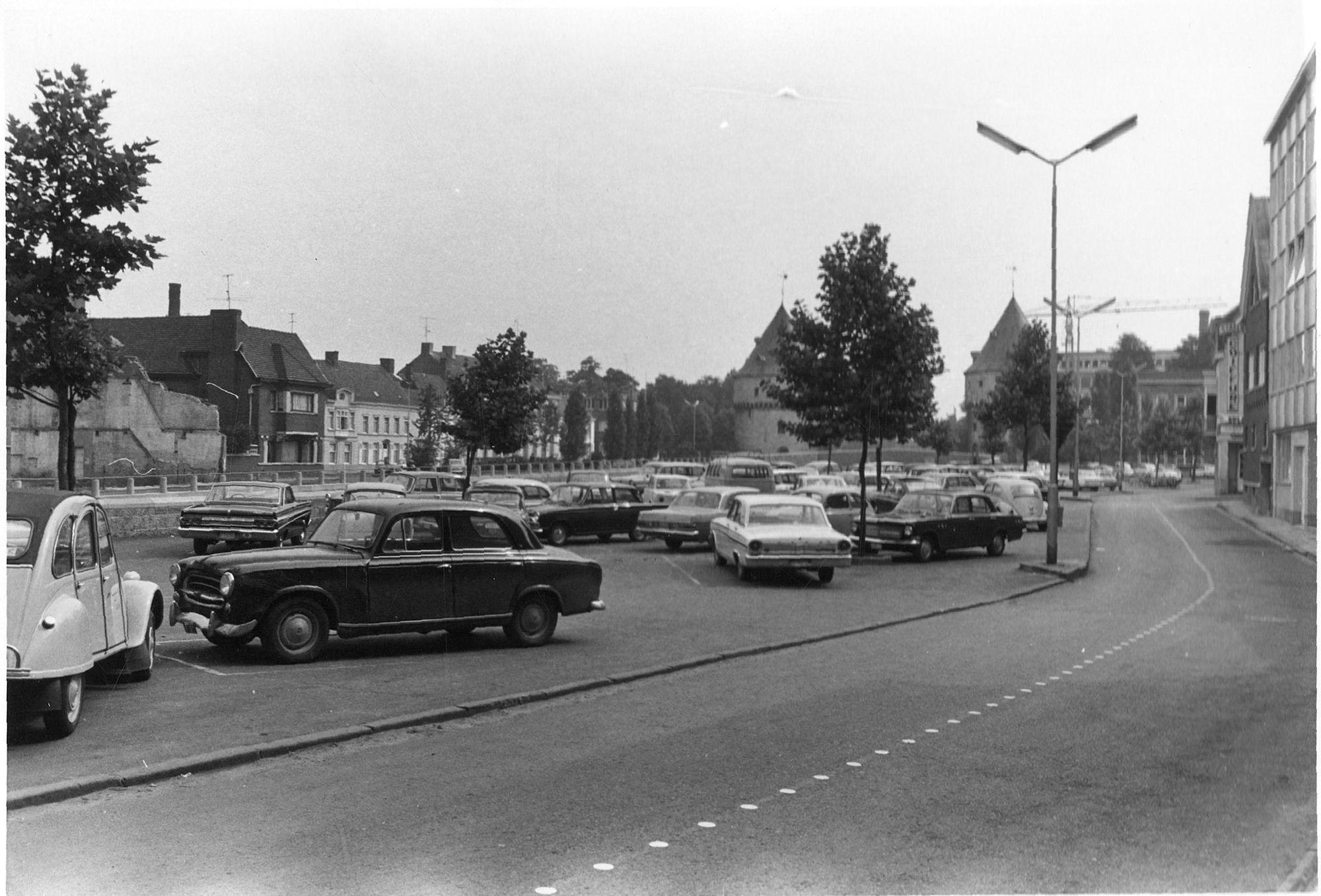 Verzetskaai (Weerstandskaai) 1960