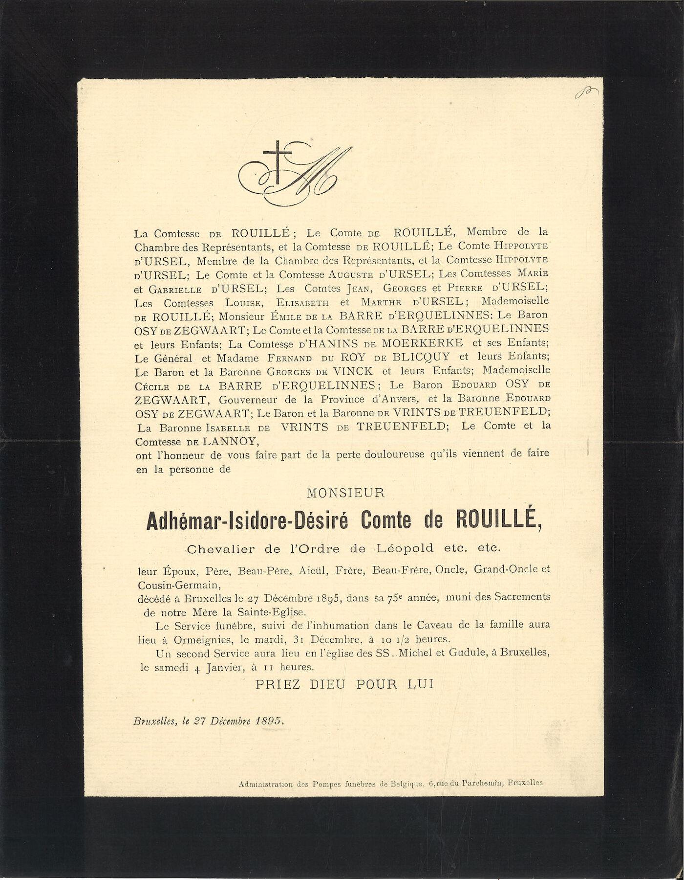 Adhémar-Isidore-Désiré de Rouillé