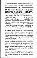 Ostyn Gaspard-Joseph