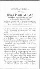 Emma-Marie Leroy