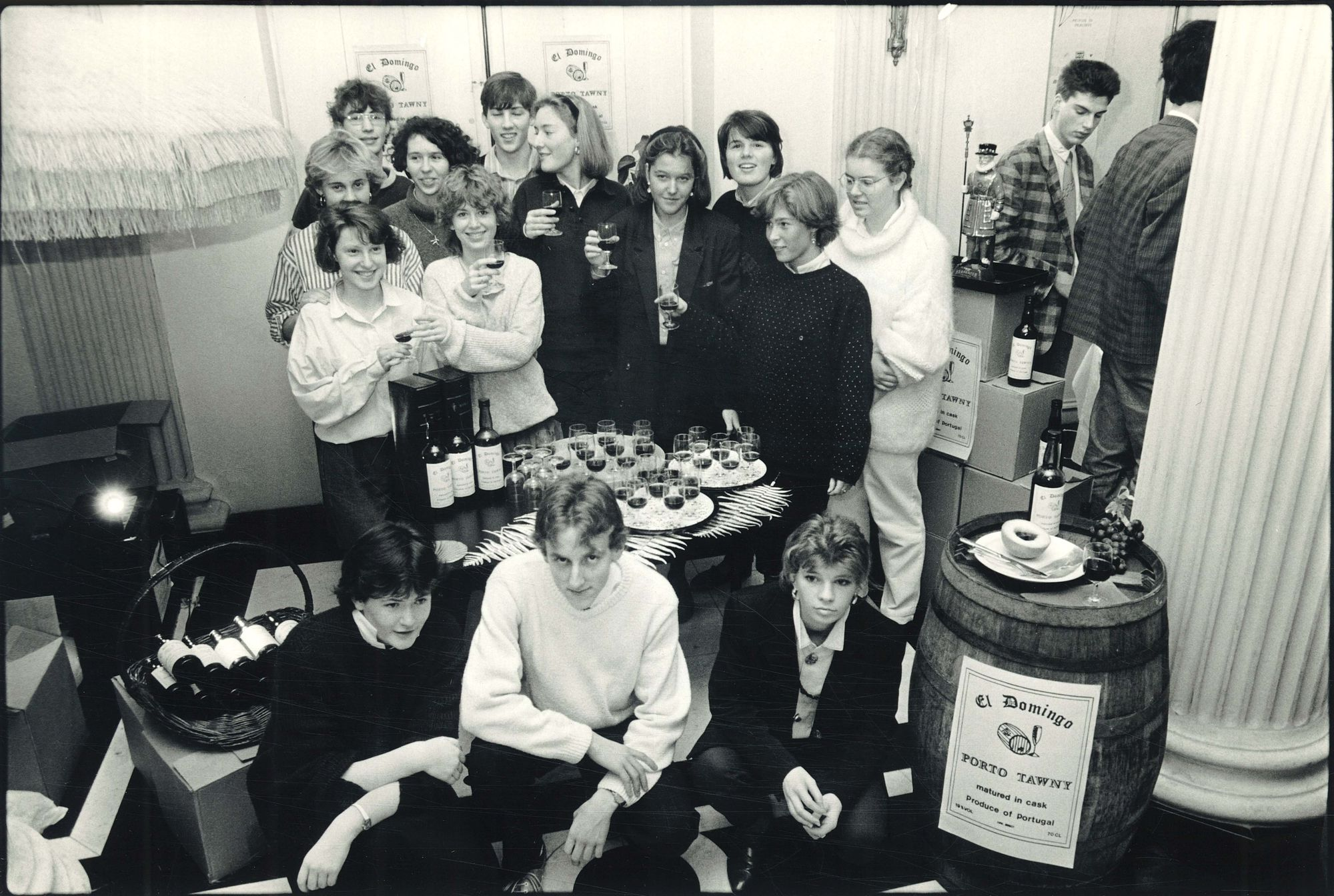 Mini-Onderneming PORTO EL DOMINGO 1986