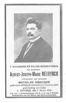 Albert-Joseph-Marie Neirynck
