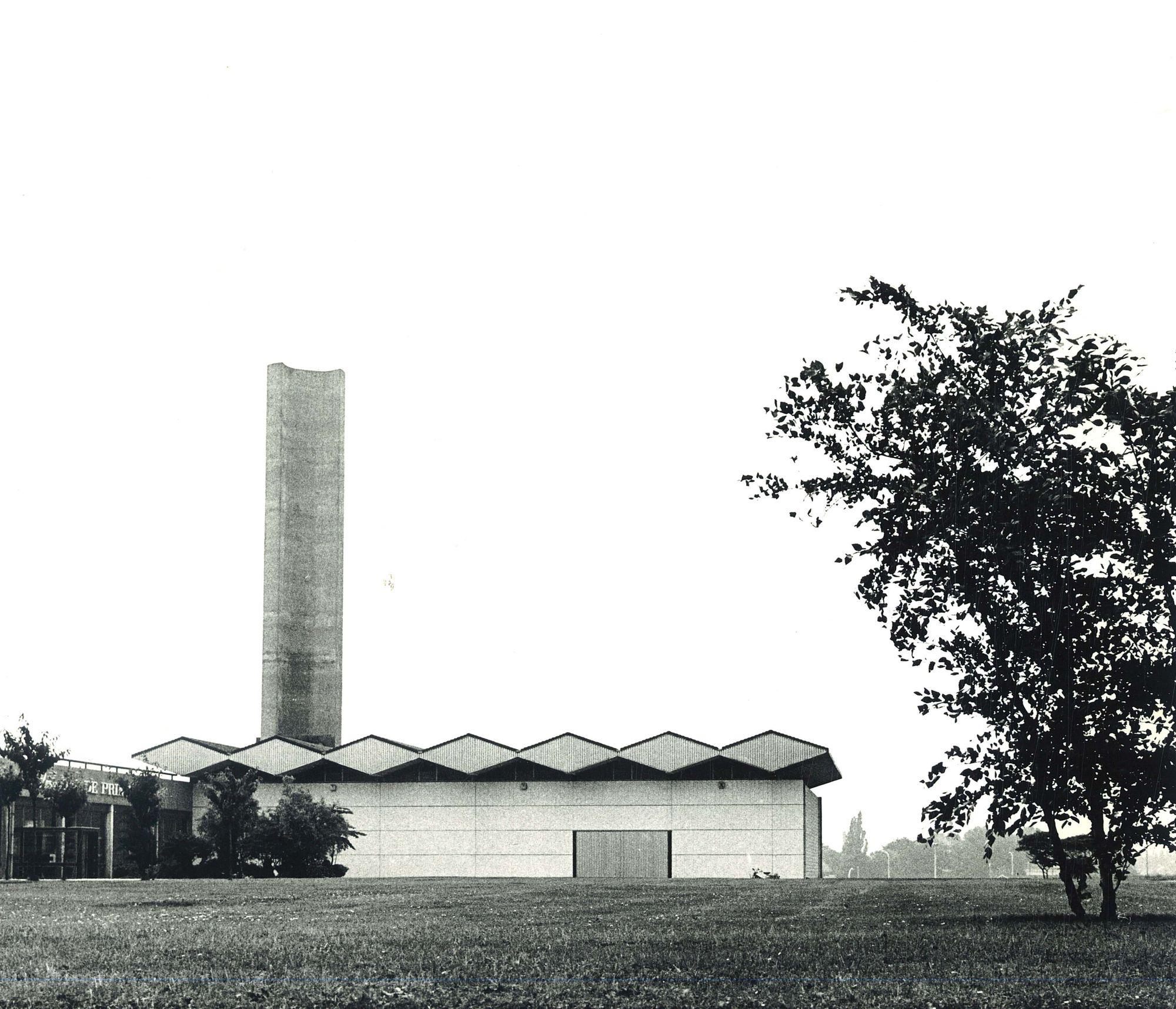 Expohallen Kortrijk 1972