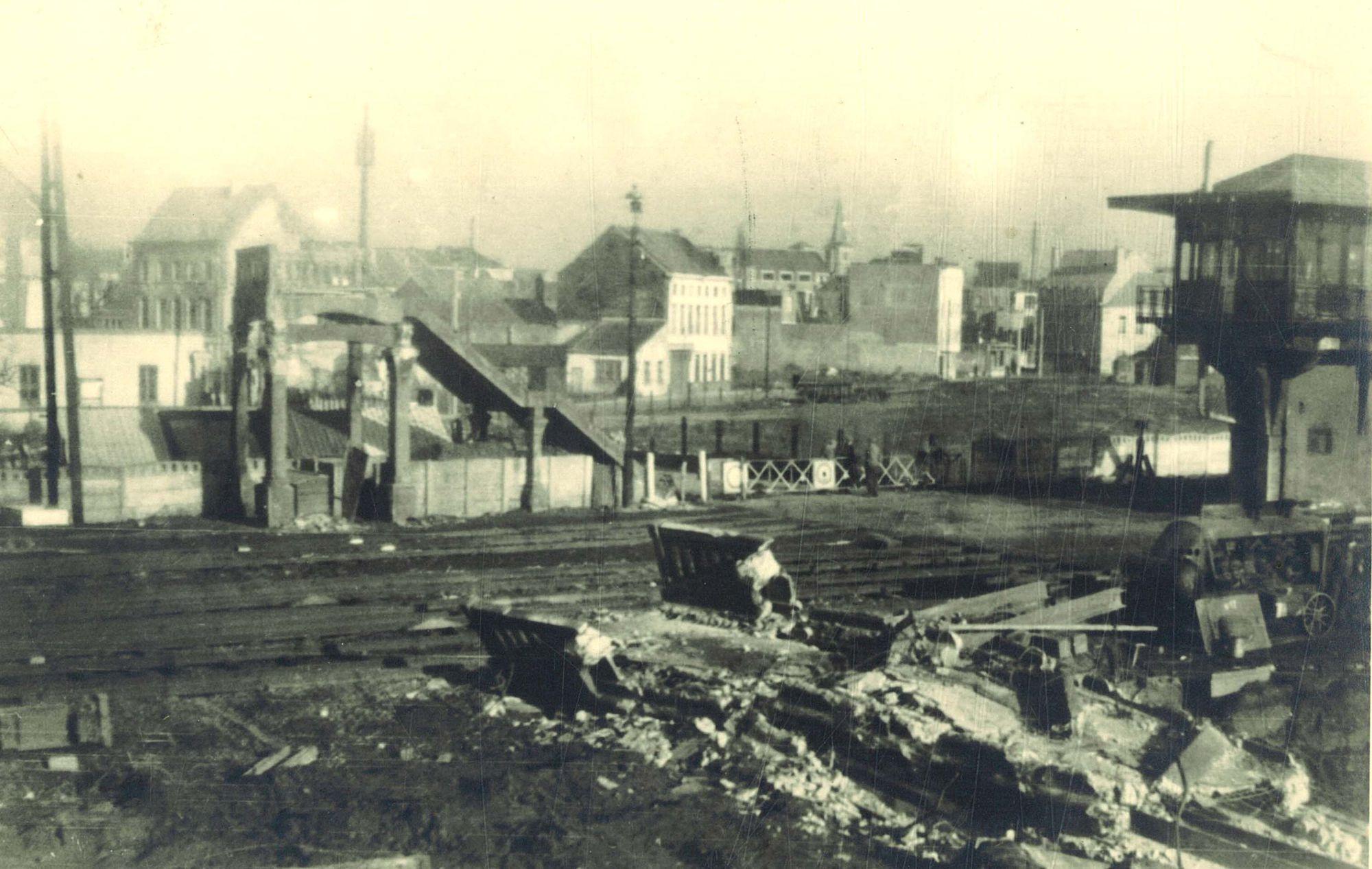 Zandstraat 1947