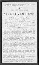 Albert Van Hove