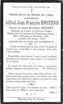 Alfred-Jean-François Hostens