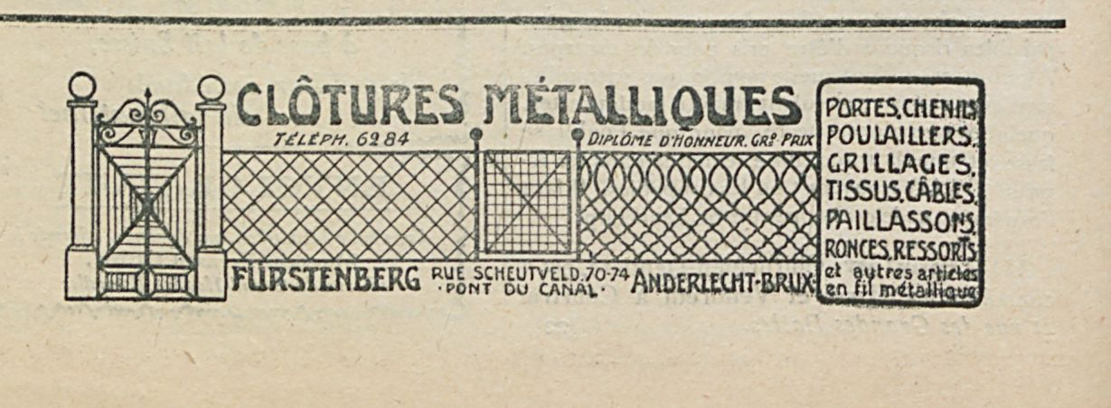CLOTURES METALLIQUES