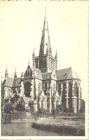 Westflandrica - de basiliek van Dadizele