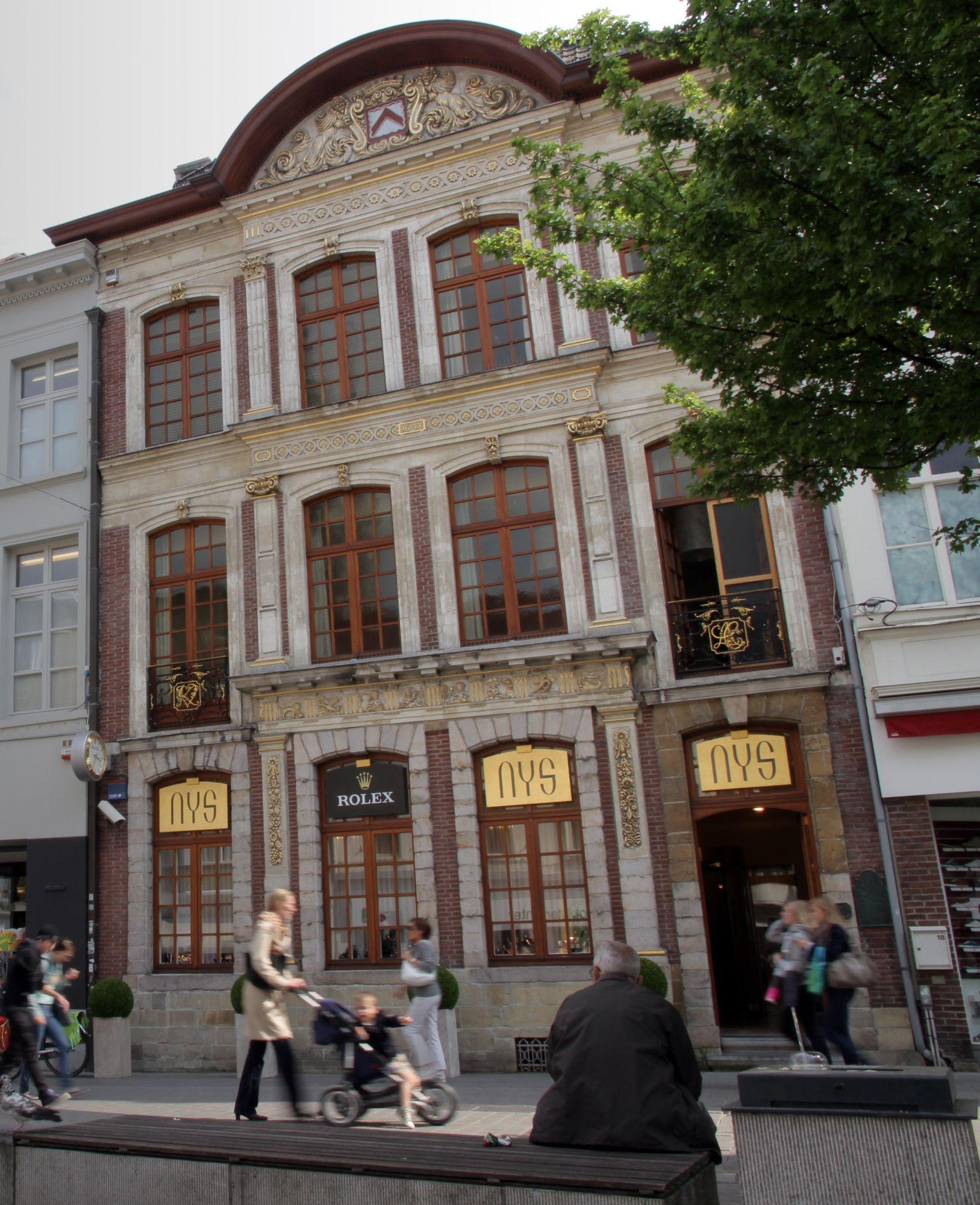 13. Huis Ghellinck