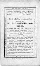Petronilla-Theresia Clays