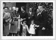 Westflandrica - De familie van Streuvels voor het Lijsternest