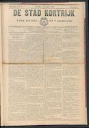 De Stad Kortrijk 1905-11-04