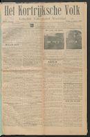 Het Kortrijksche Volk 1914-01-04