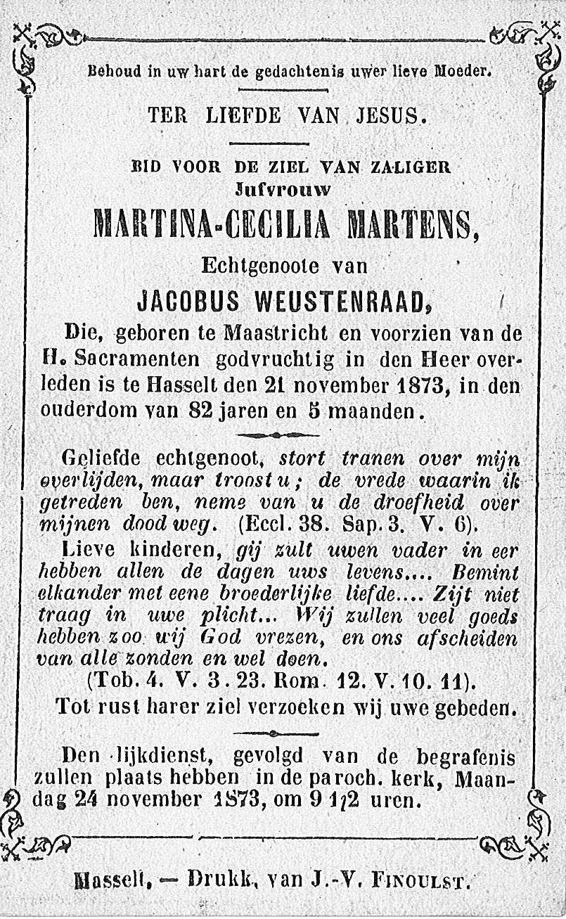 Martina-Cecilia Martens