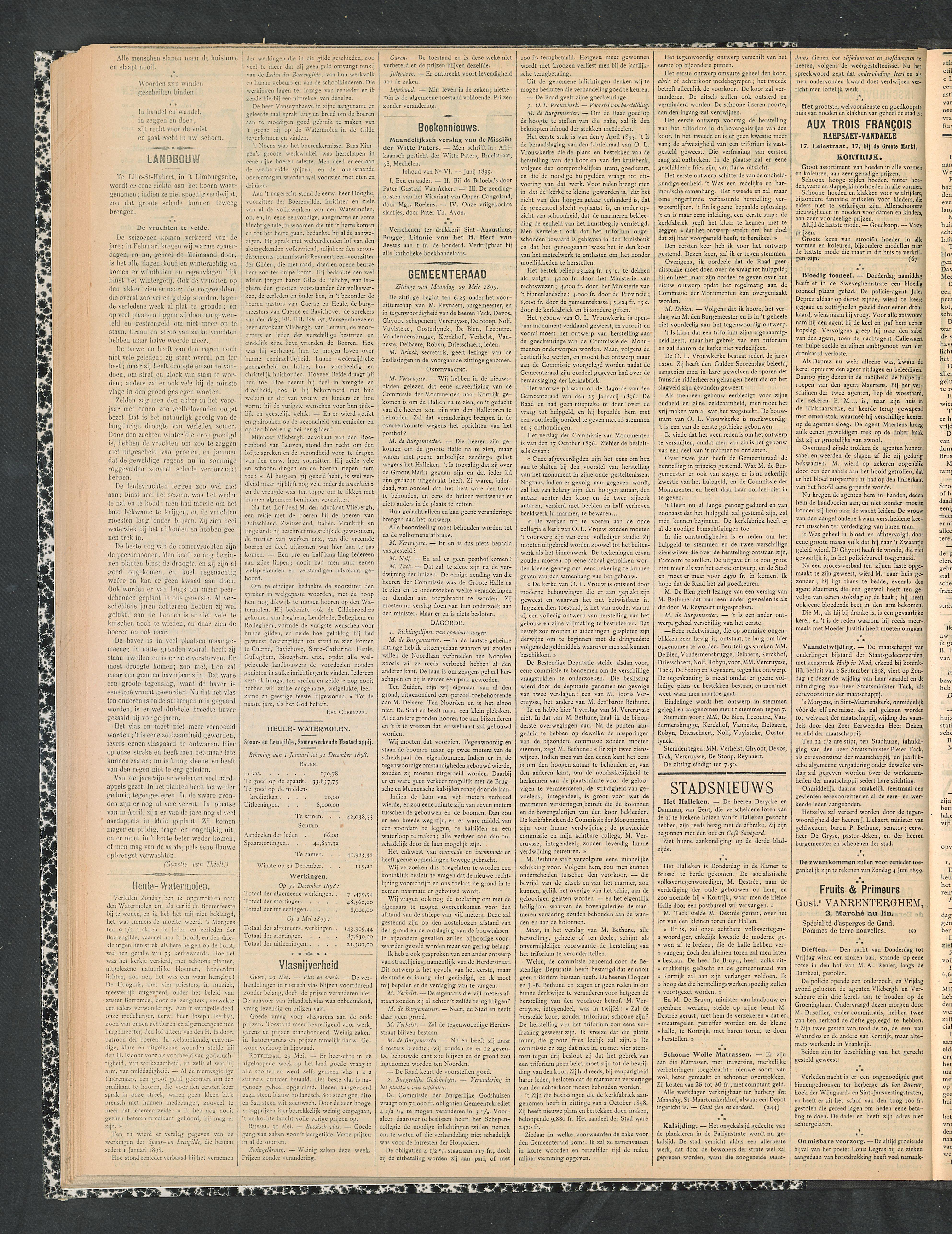 Gazette Van Kortrijk 1899-06-04 p2