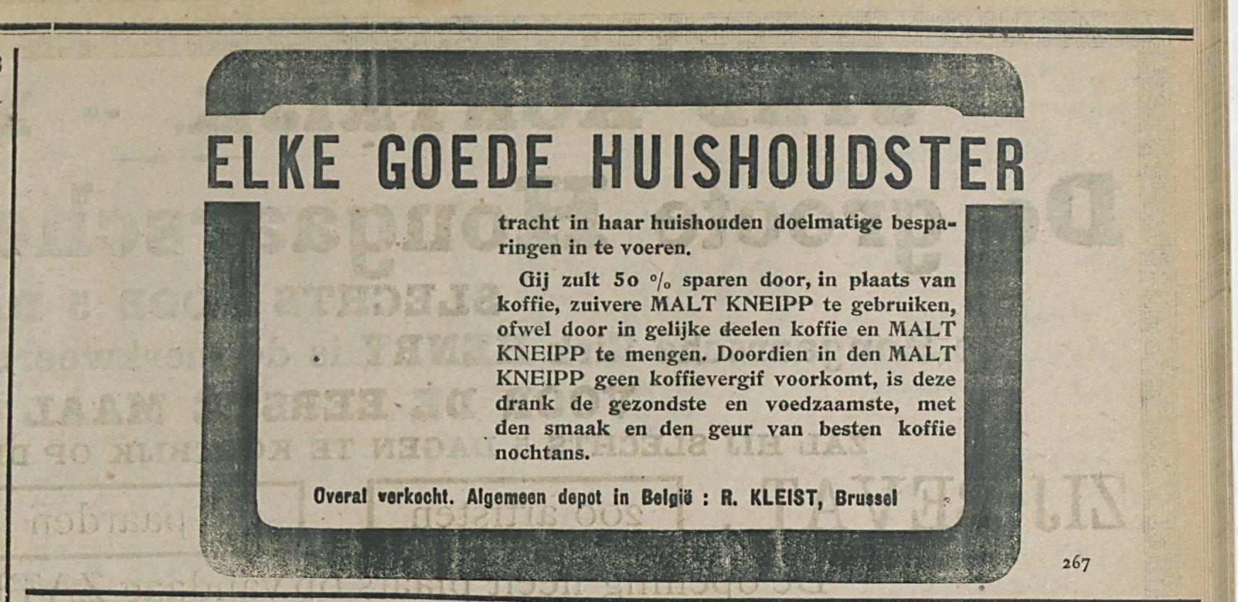ELKE GOEDE HUISHOUDSTER