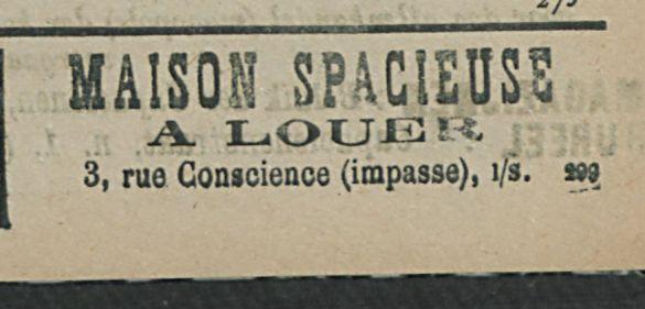 MAISON SPACIEUSE