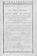 Leo De Witte