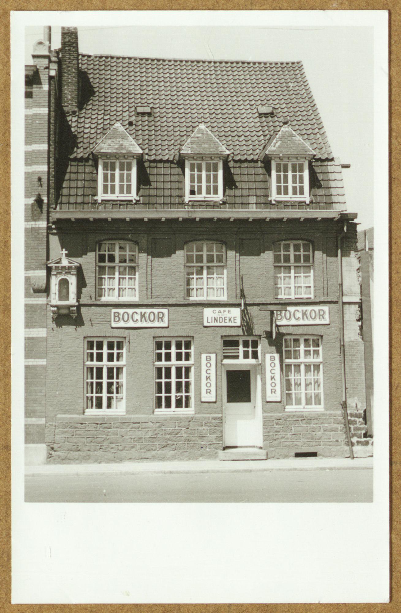 Café In het Lindeke