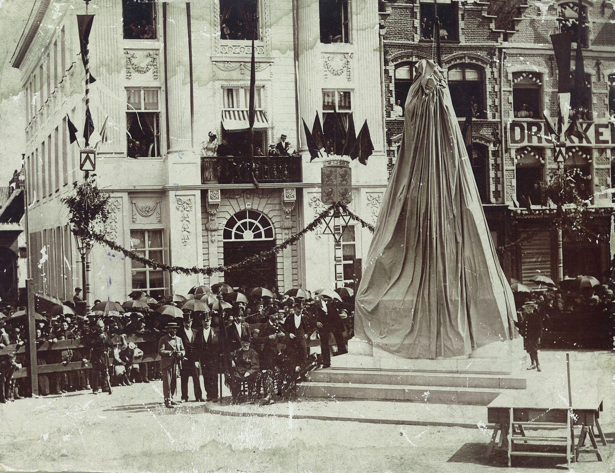 Monument Mgr. de Haerne