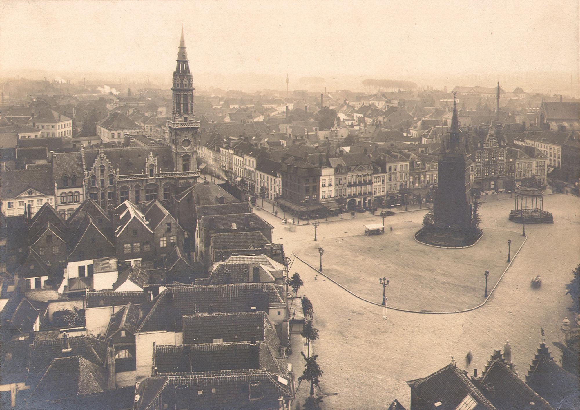 Grote Markt van Kortrijk