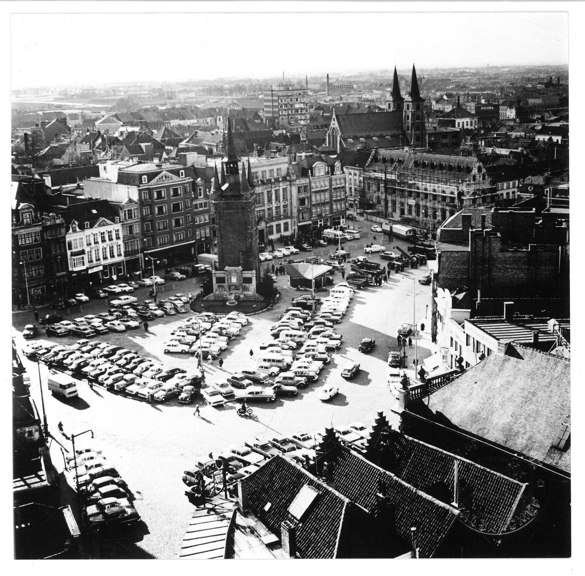 Kortrijk - centrum