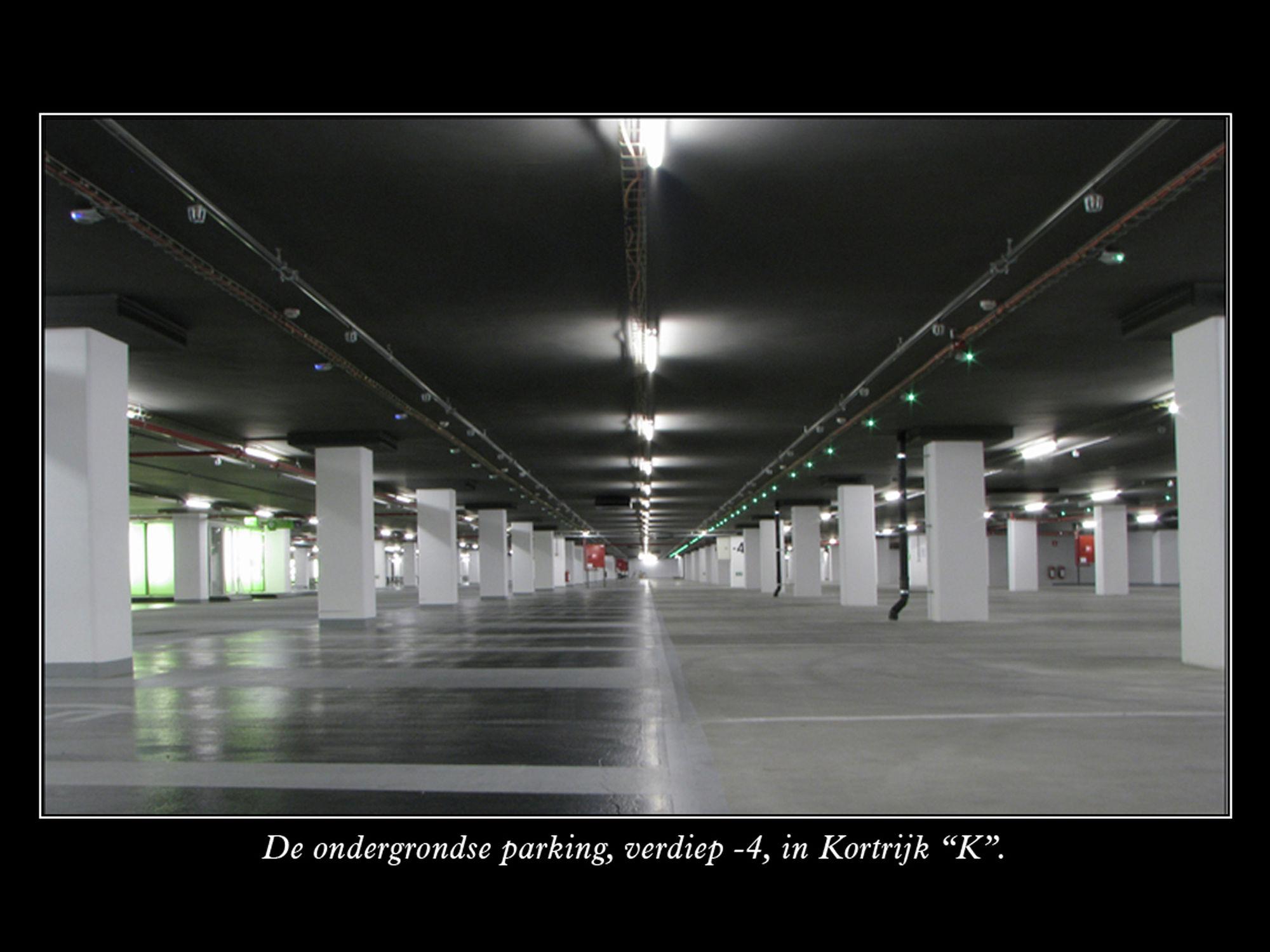 Parking K in Kortrijk