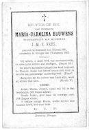 Maria-Carolina Bauwens