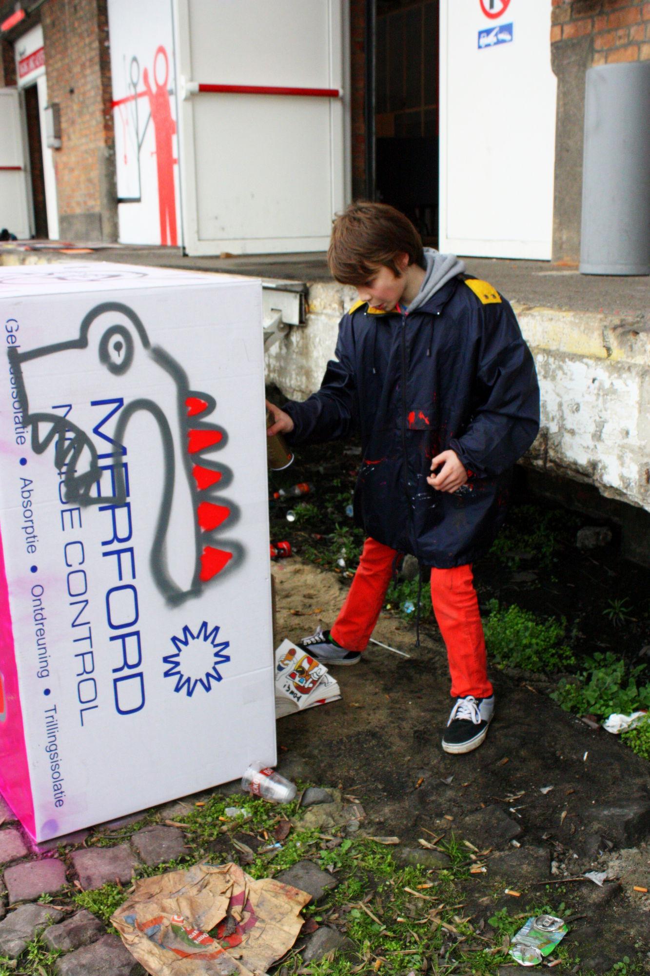 workshopreeks graffiti
