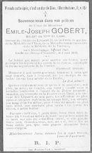 Gobert Emile-Joseph