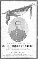 August Vanhaverbeke