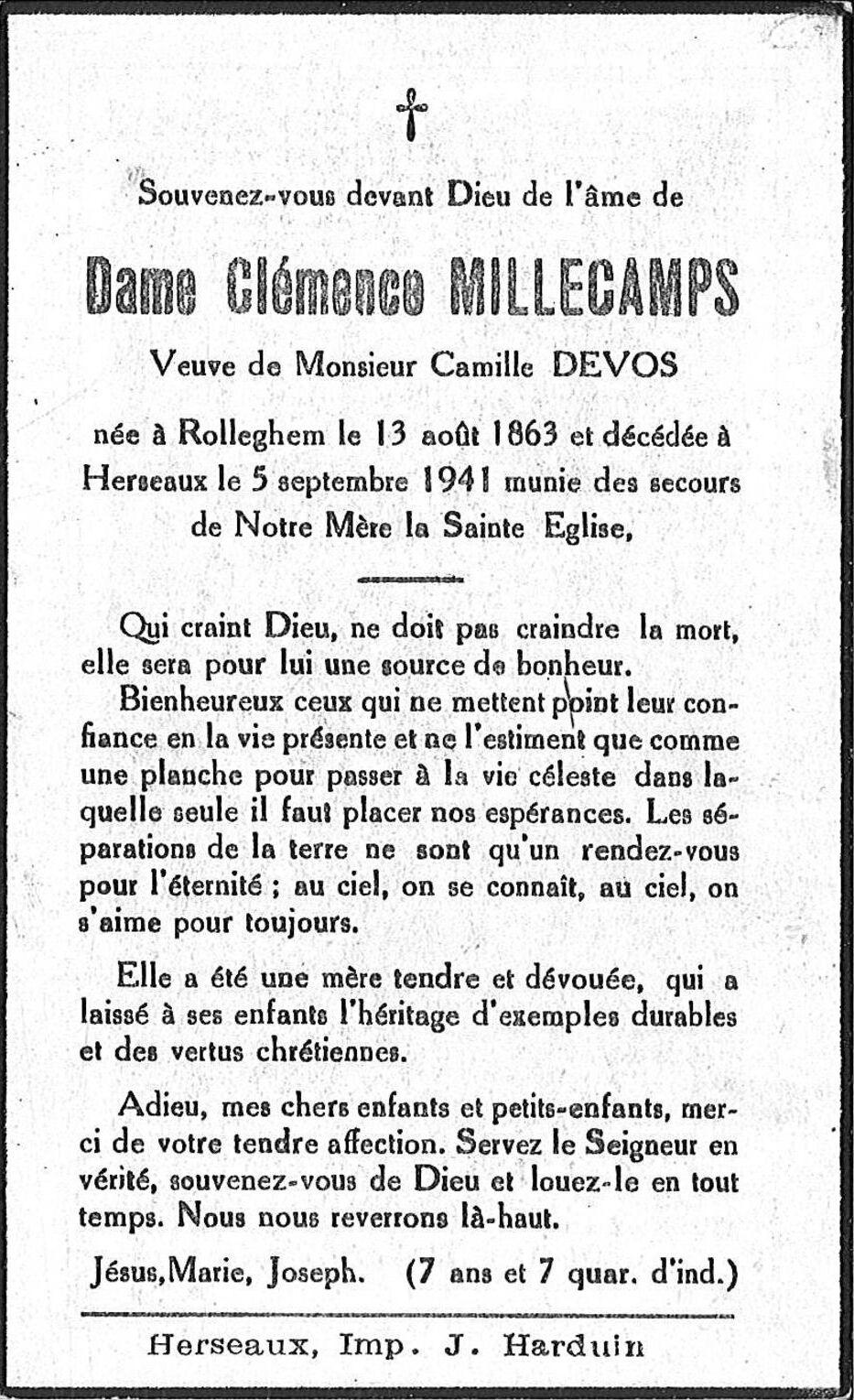 Clémence Millecamps