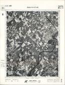 Luchtfoto Bavikhove 1971