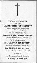 Leopold-Emiel Huysentruyt