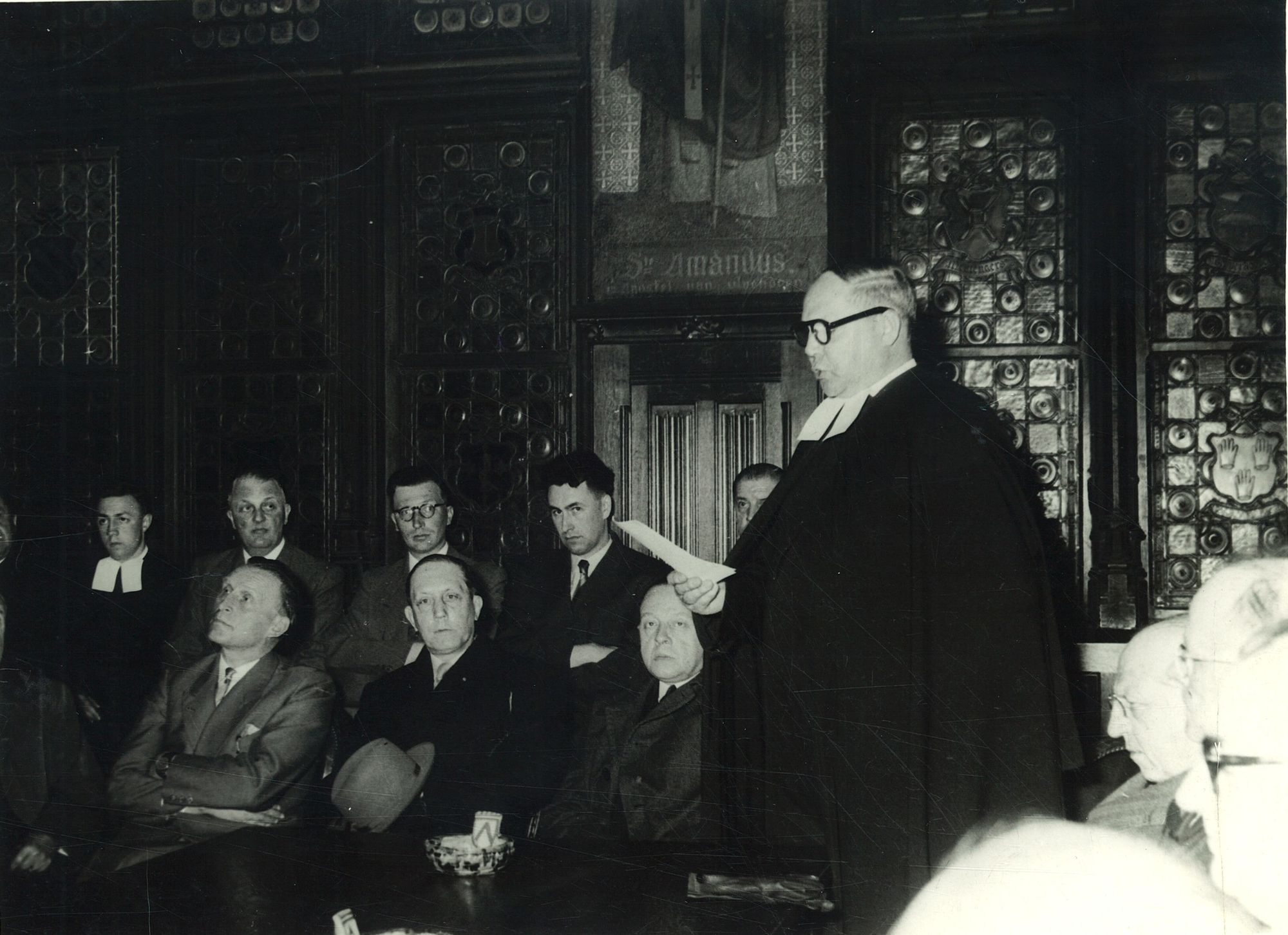 OntvangstOudleerlingenbond Sint-Jozef