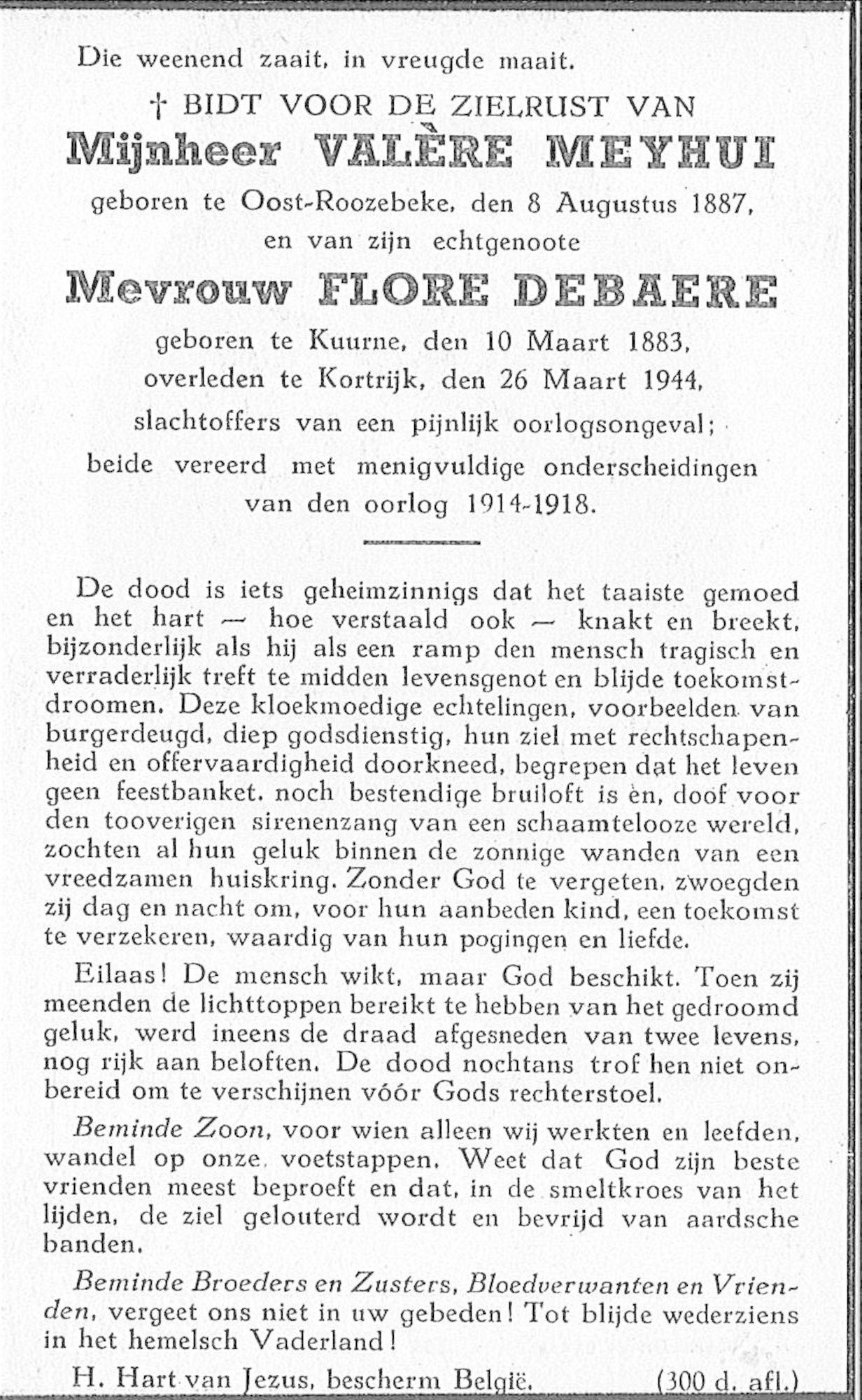 Flore Debaere