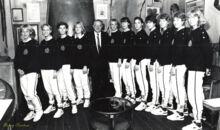 Damesbasket Kortrijk - Woolmark