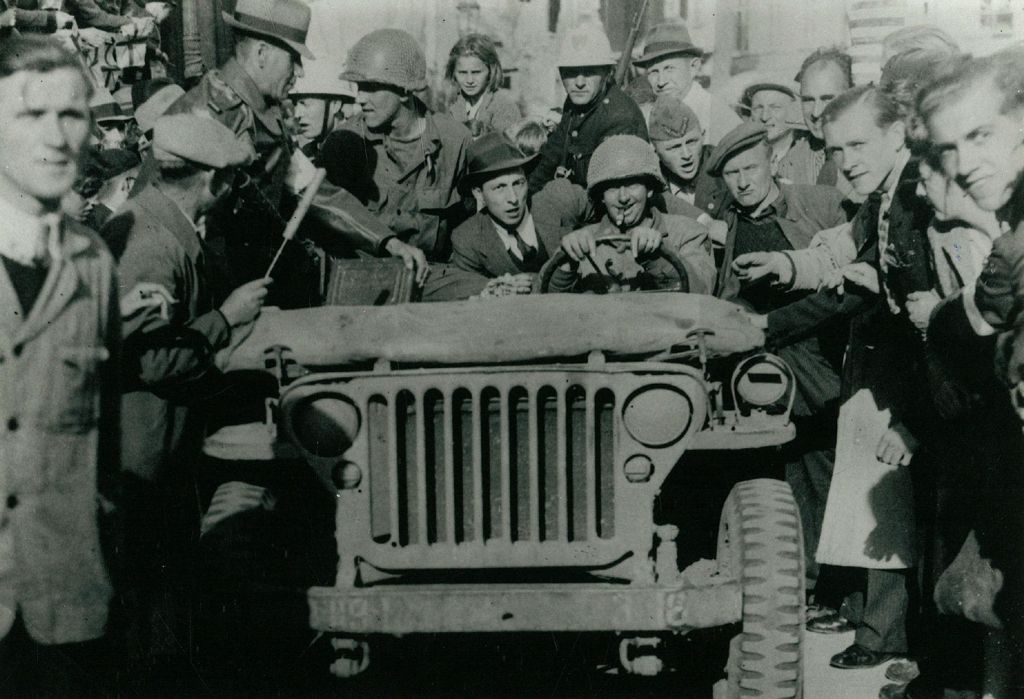 Bevrijding 4 september 1944
