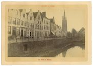 Westflandrica - de Dijver in Brugge