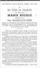 Marie Rigole